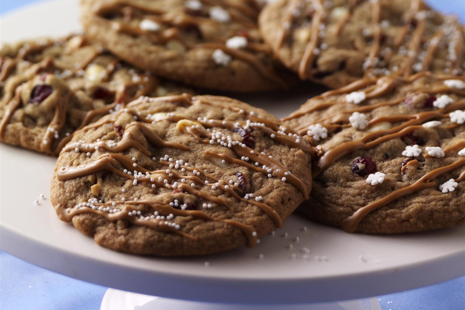 Polar Expresso Cookies