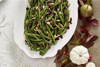 Sweet-n-Savory Green Beans