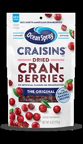 Craisins Health