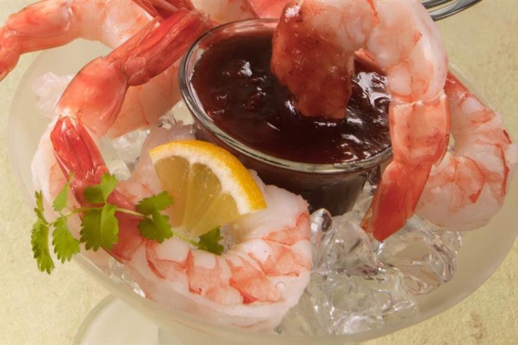 Cranberry Shrimp Cocktail
