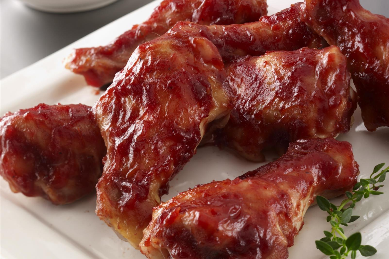 Ultimate Party Wings
