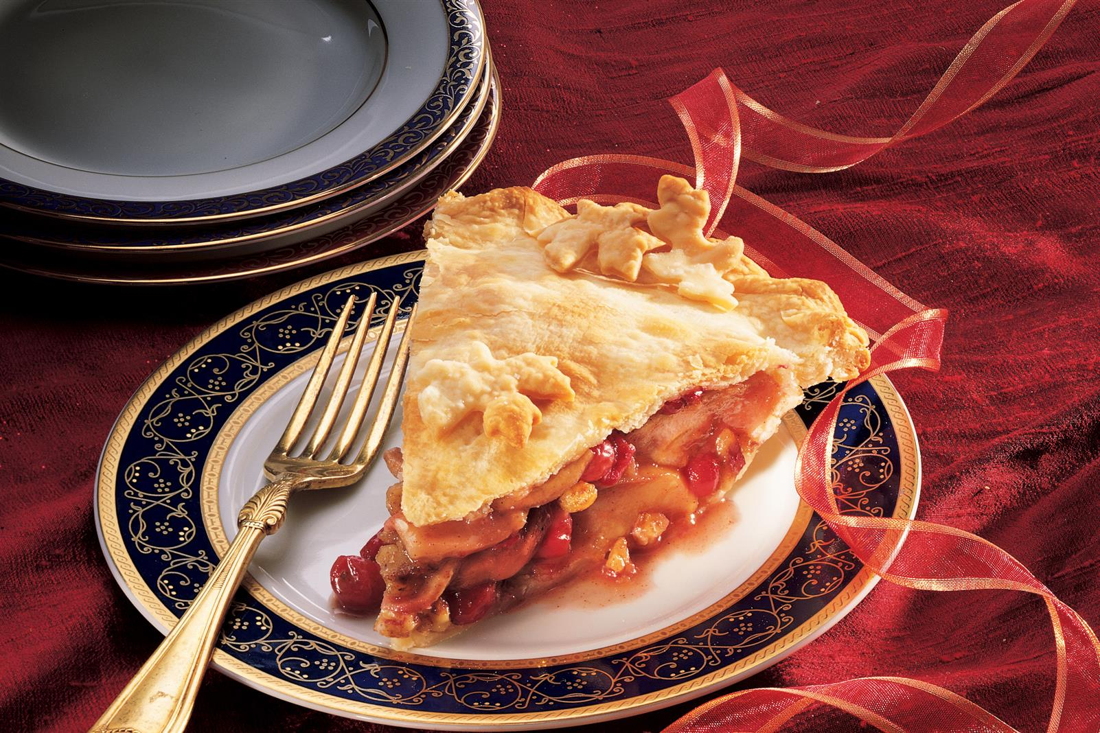 Apple Pie a la Zing