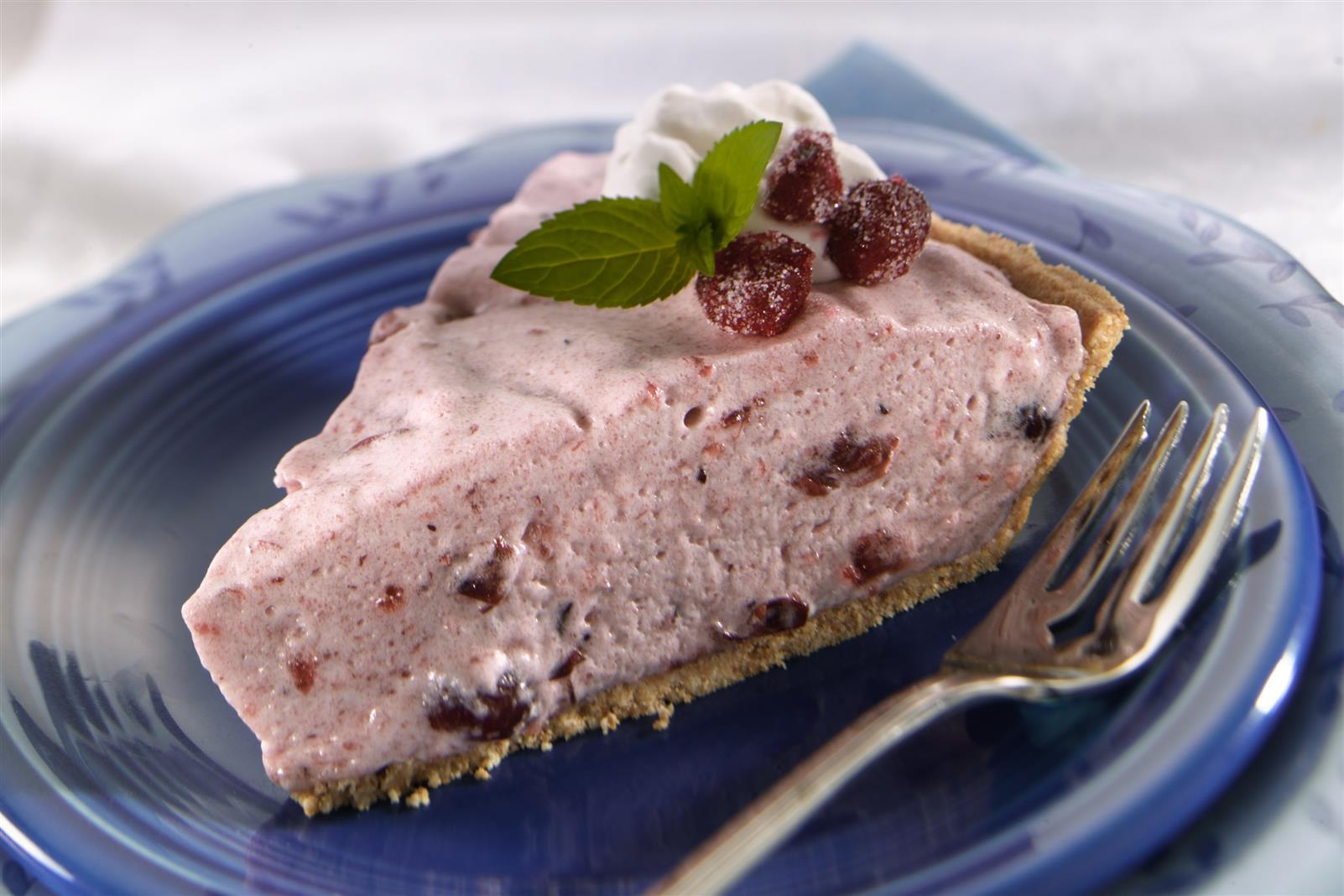 Cranberry Mallow Pie