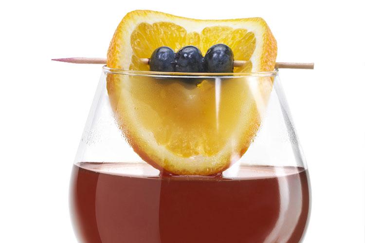 Cranberry Blueberry Tea