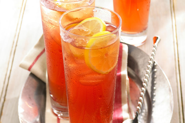 Hard Cranberry Arnold Palmer