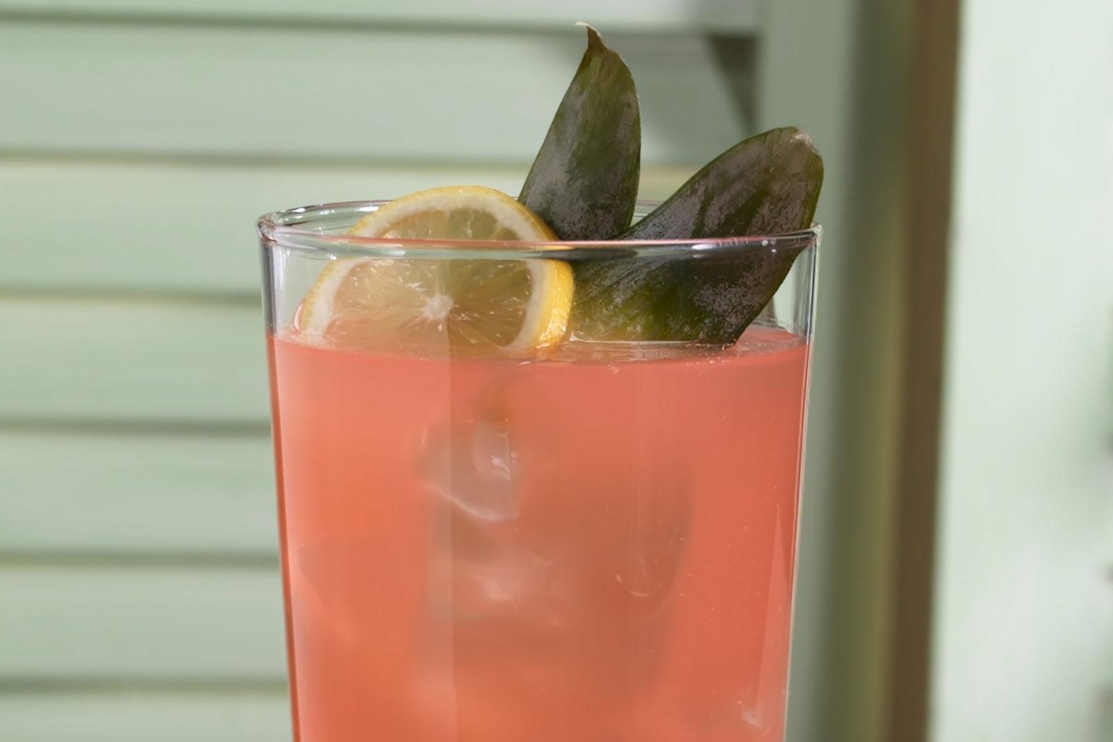 Ruby Lemonade