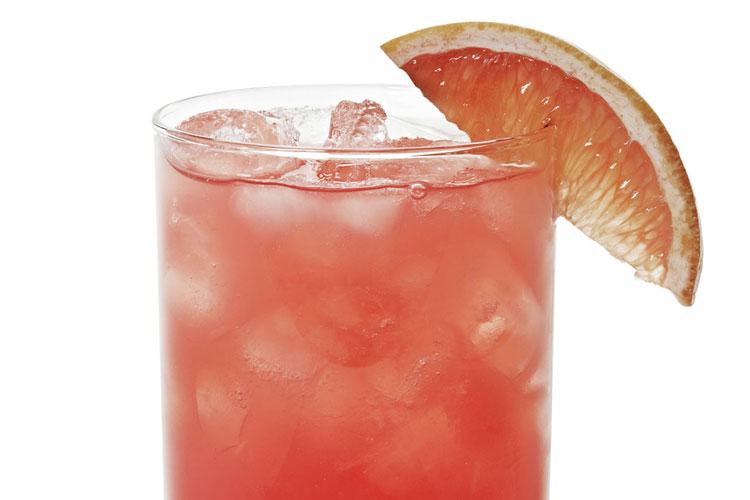 Ruby Red & Chili Margarita