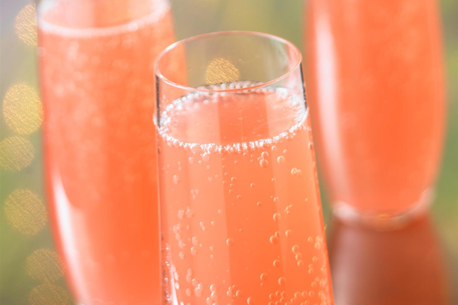 Ruby Red Citrus Sparkler