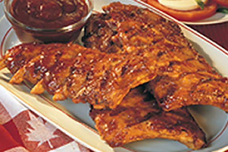 Cranberry Maple BBQ Sauce