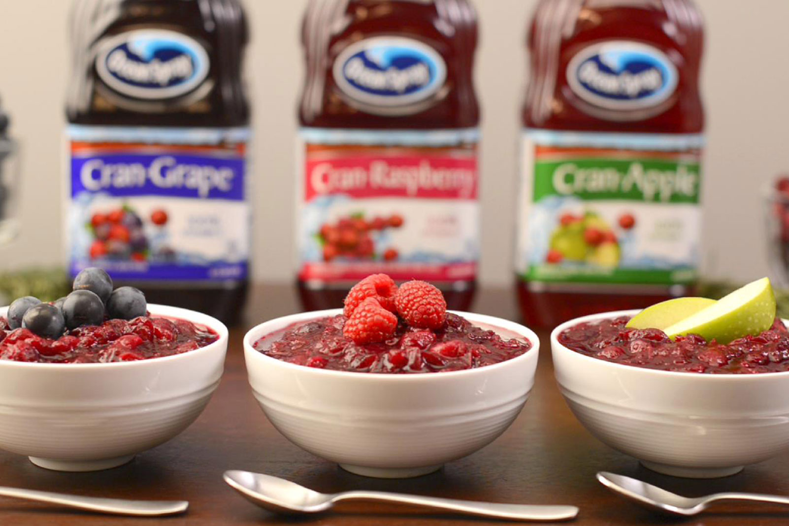 Flavored Whole Berry Cranberry Sauce