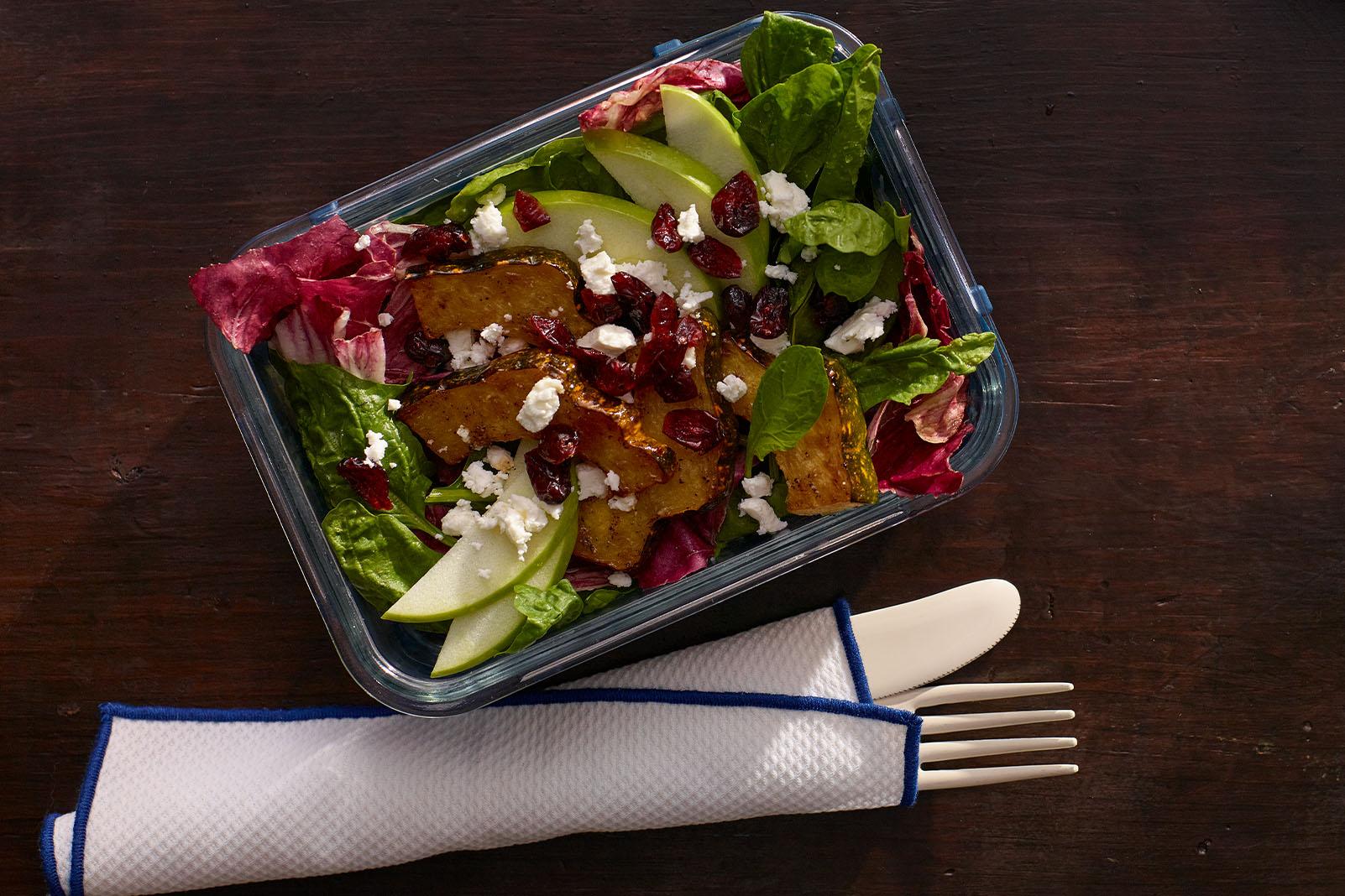 Fall Harvest Salads