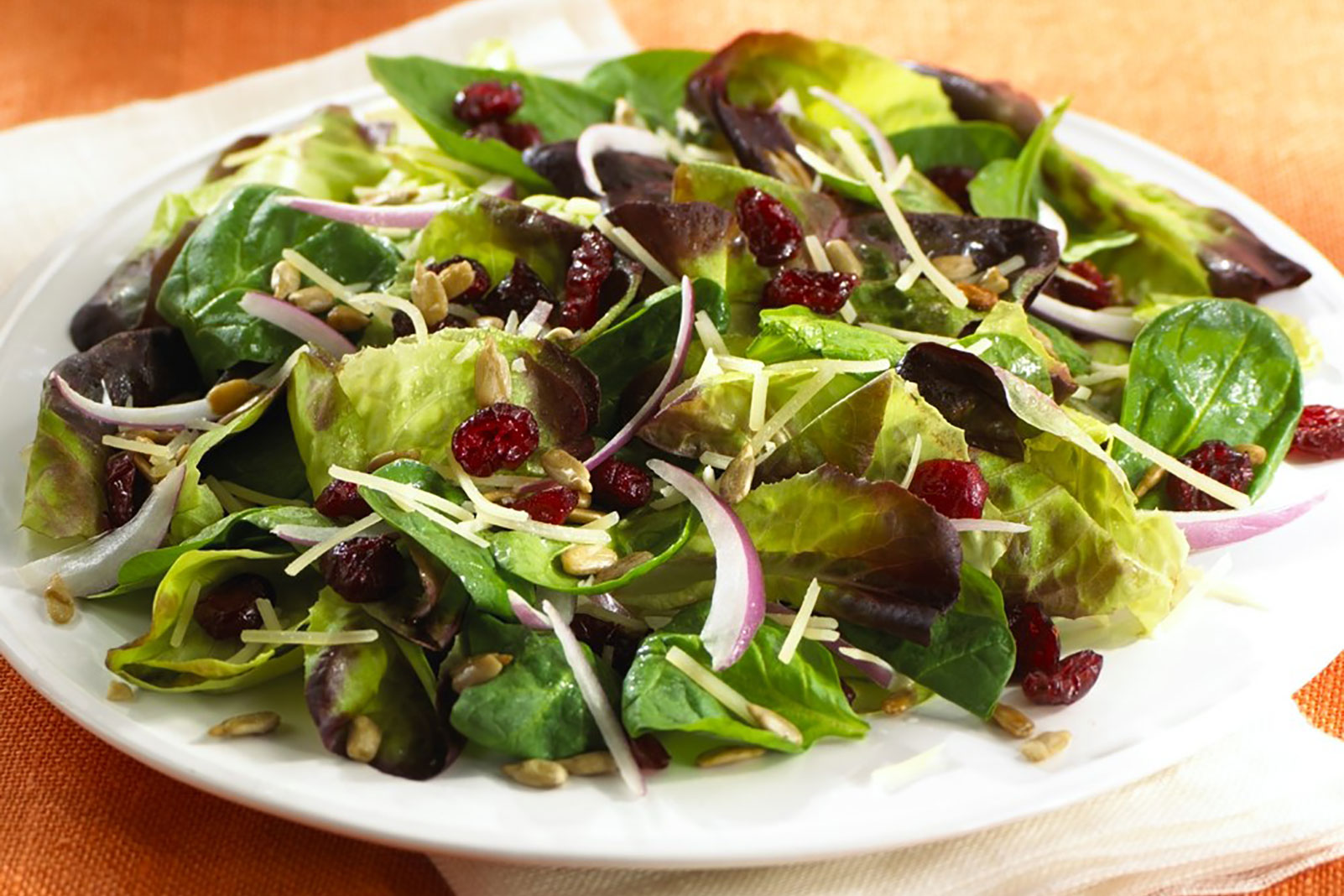 Ruby Red Cranberry Salad