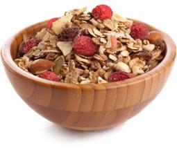 Ingredients Crunchy Cereal