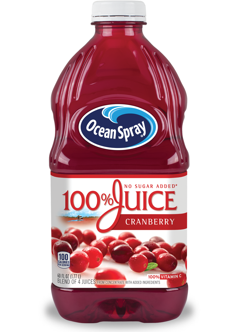 100% Juice Cranberry | Ocean Spray®