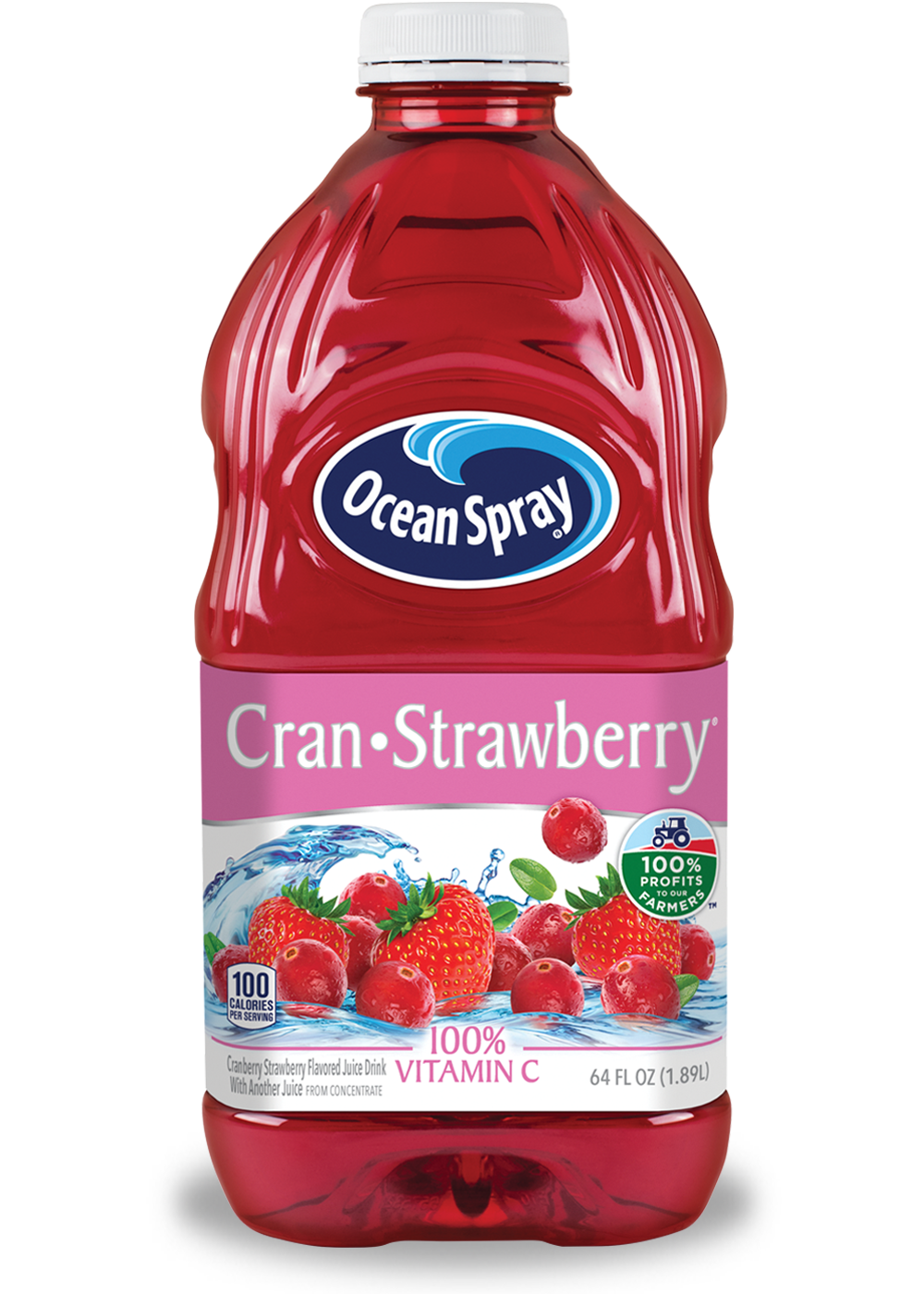 Cran•Strawberry® Cranberry Strawberry Juice Drink