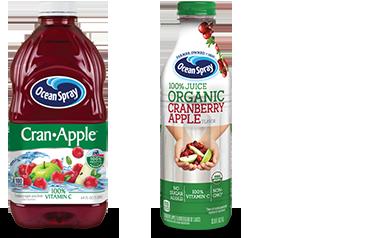 Ocean Spray® Products   Ocean Spray