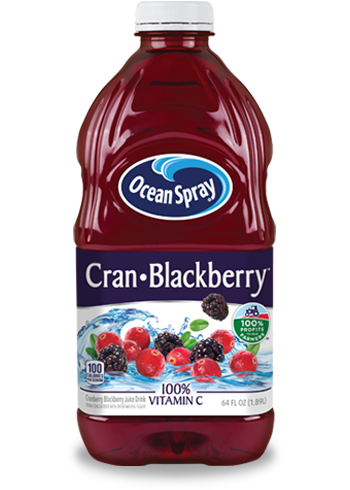 Cran•Blackberry™ Cranberry Blackberry Juice Drink