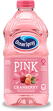 Pink Cranberry Juice Cocktail